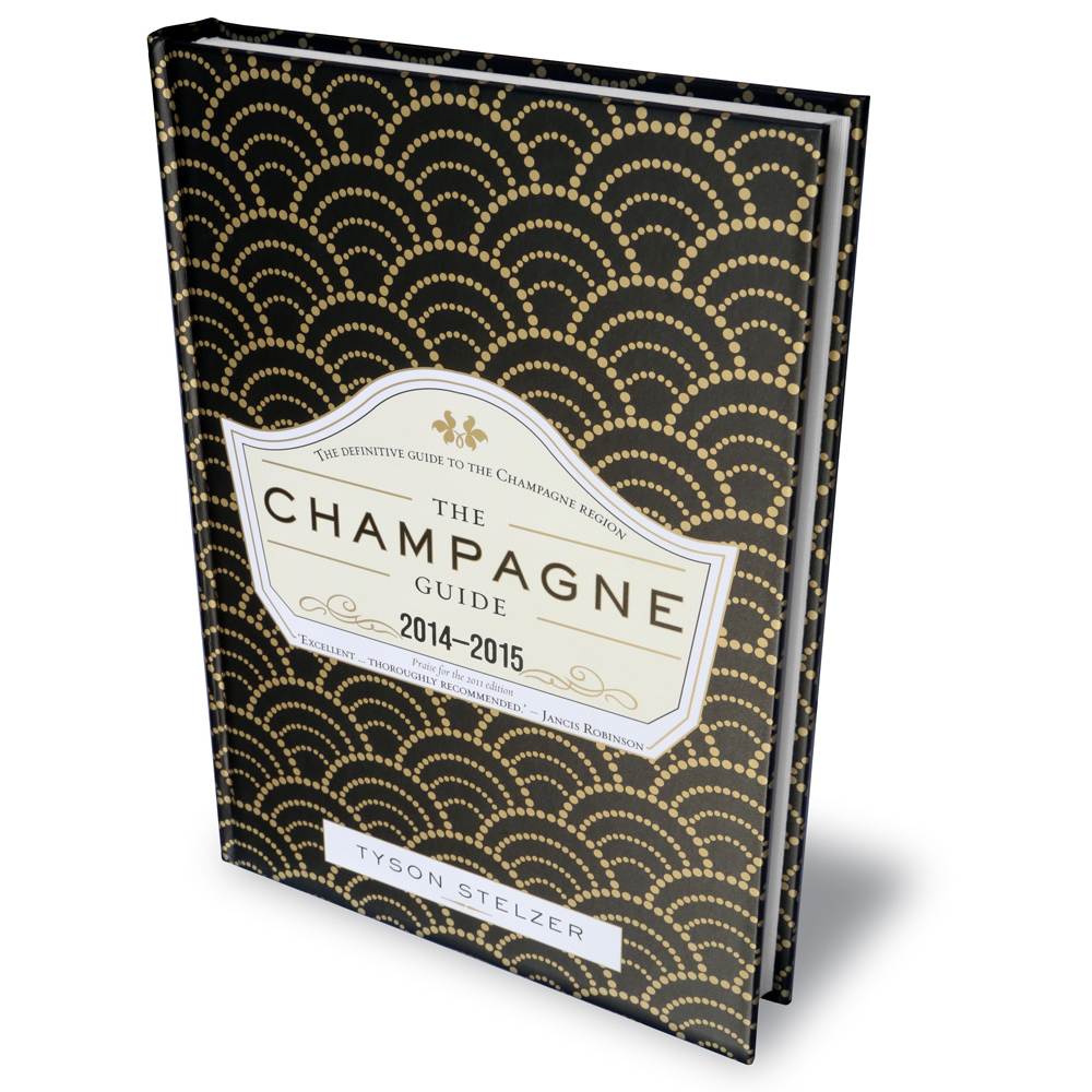 The Champagne Guide: The definitive guide to the Champagne region